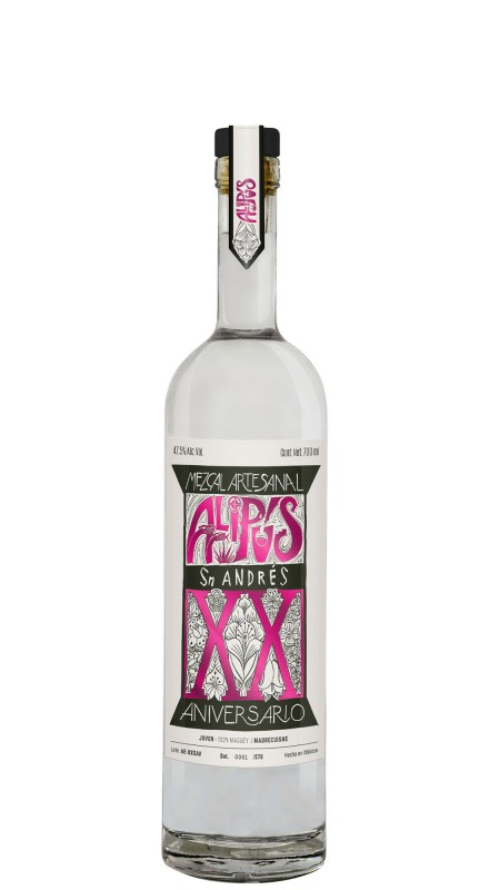 Alipus San Andres XX Anniversario