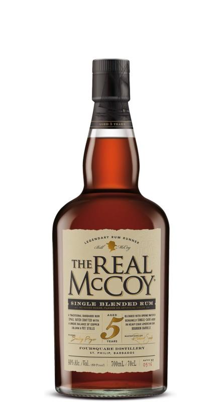 The Real Mccoy 5 Y.O.