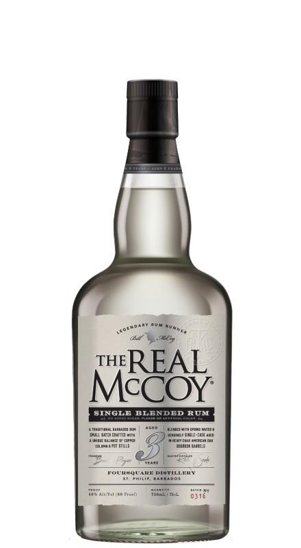 The Real Mccoy 3 Y.O. Silver