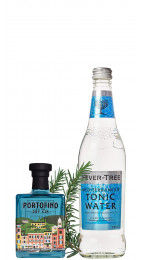 Mini Portofino Tonic Box