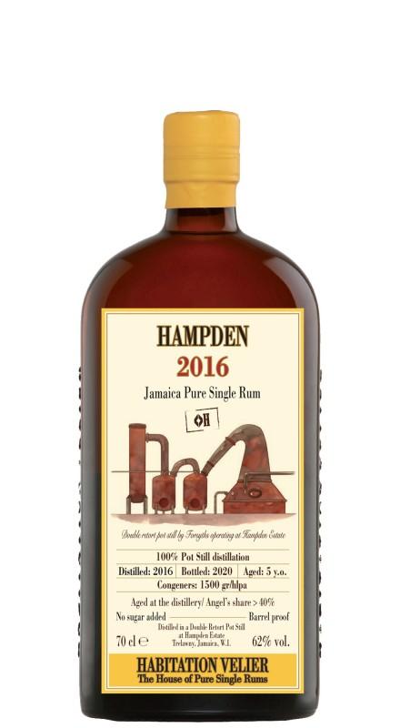 Habitation Velier Hampden H 2016