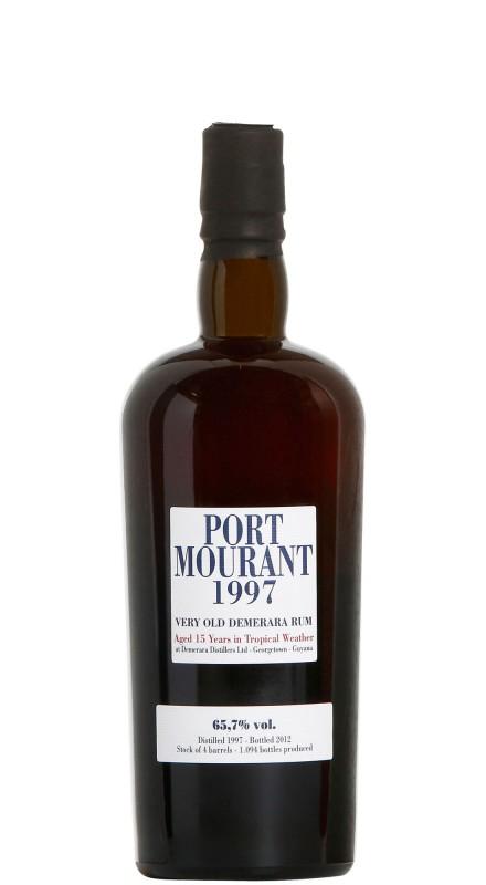 Demerara Port Mourant 1997 Rum