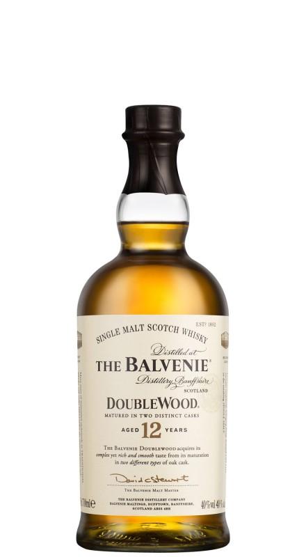 Balvenie 12 Y.O. Doublewood Single Malt Whisky