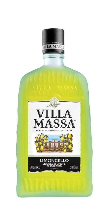 Limoncello Villa Massa