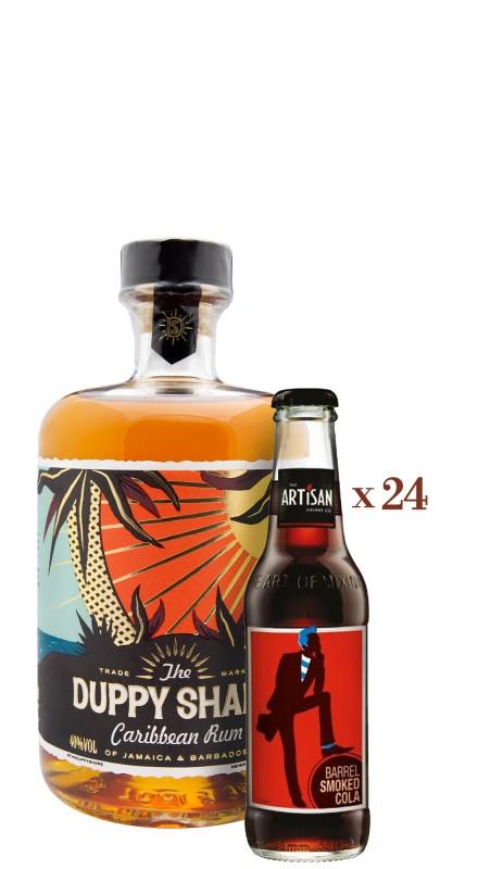 Rum & Coke Daiquiri