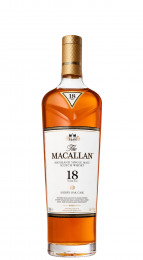 The Macallan 18 Y.O. Sherry Oak
