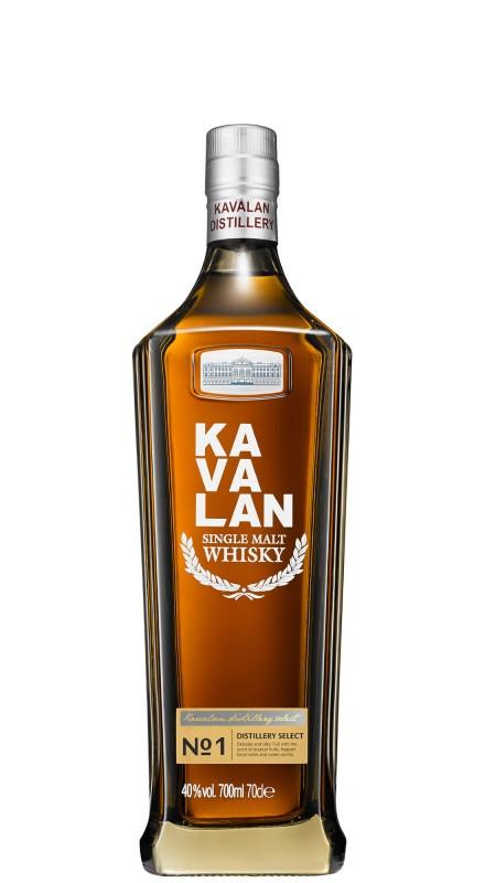 Kavalan Distiller's Select No.1