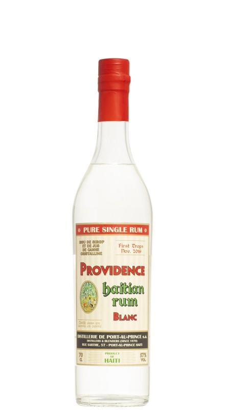 Providence Haitian White Rum