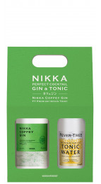 Nikka Perfect Cocktail Gin Tonic