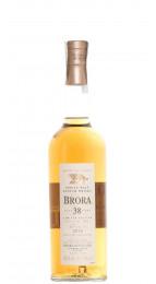 Brora 38 Y.O. Single Malt Whisky