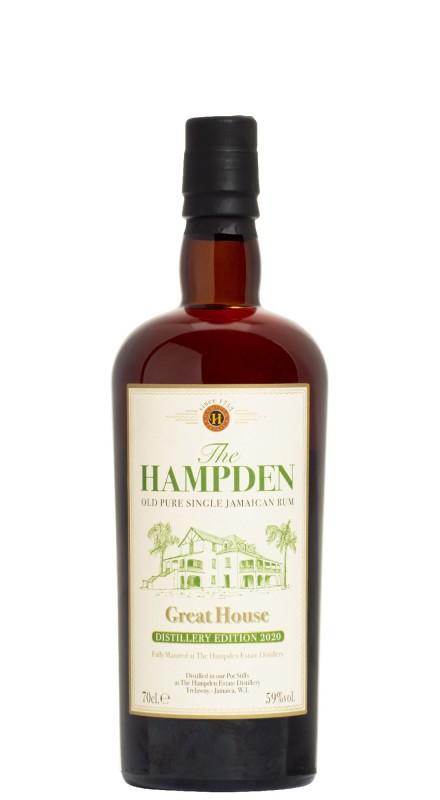 Hampden Great House Distillery 2020