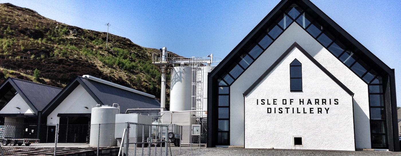 Isle of Harris Disitllery